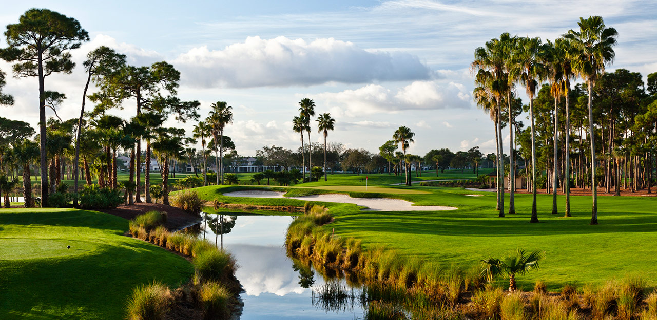 Golf Course Communities In West Palm Beach Florida